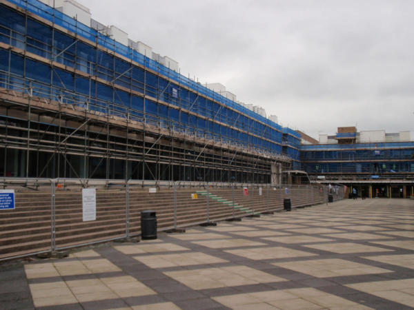Alexandra Square, Lancaster University